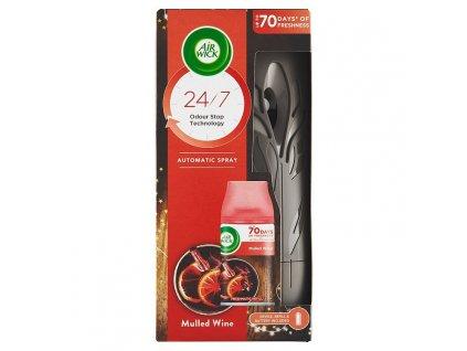 Air Wick Freshmatic Difuzér a náplň do osviežovača vzduchu vôňa vareného vína 250ml 2