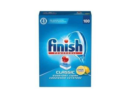 Finish Classic tablety do umývačky 100ks citron
