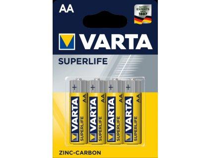 Varta Superlife AA batéria 4ks