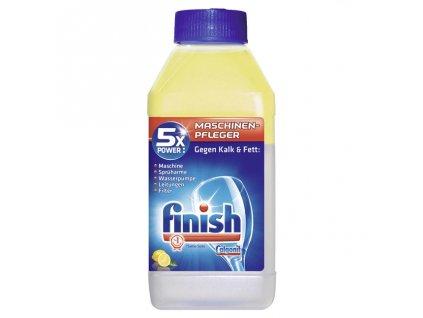 Finish čistič umývačky citrón 250 ml