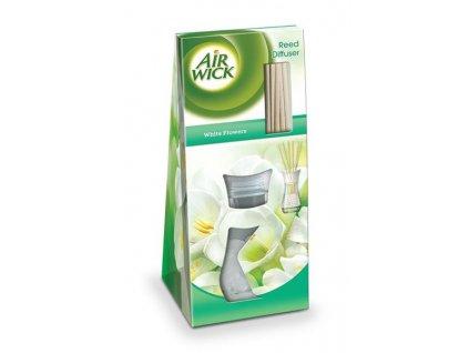 Air Wick White Flowers vonné tyčinky 30ml