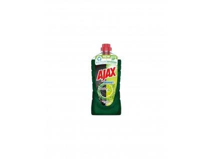 AJAX Boost Charcoal + Lime čistiaci prostriedok na podlahy 1L