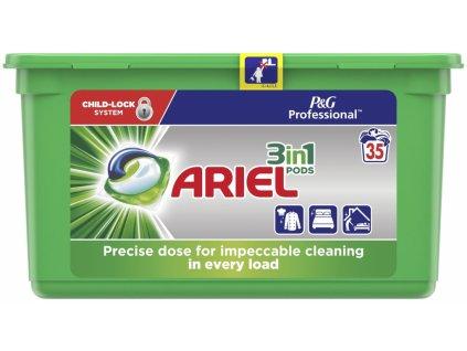 Ariel Professional Color gélové kapsule 35ks