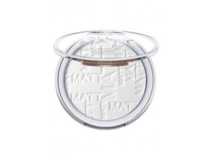 Catrice All Matt Plus kompaktný púder s matným efektom 001 Universal 10g