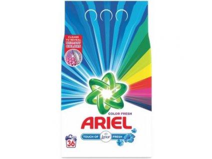 Ariel Touch of Lenor prášok na pranie 2,7kg 36PD