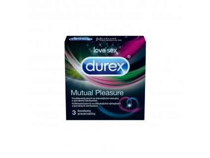 Durex Mutual Pleasure Me 3ks
