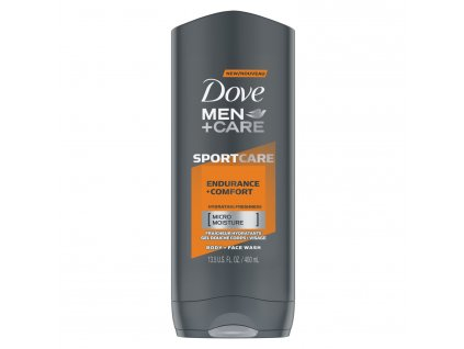 Dove Men Endurance + Comfort sprchový gél 400ml