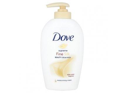 Dove Silk tekuté mydlo 250ml