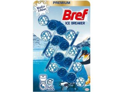 Bref Color Aktiv GIGA Ice Breaker Fox WC Blok 4x50g