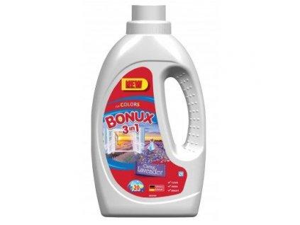 Bonux Color Caring Levander gél na pranie 20PD 1,1l