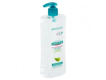 Sanytol dezinfekčný gél na ruky 500 ml