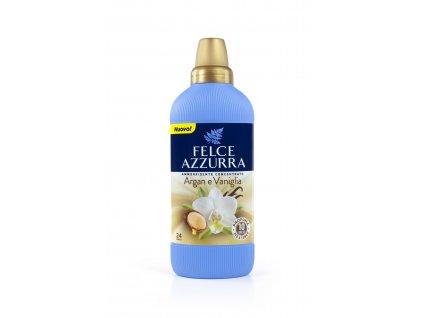 Felce Azzurra Arga & Vanilla avivážny prostriedok 600 ml 24PD