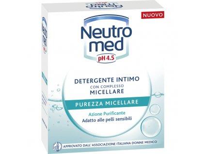 Neutromed Purezza Mizellare pH 4.5 emluzia pre intímnu hygienu 200ml