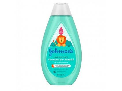 Johnson & Johnson Baby šampón pre hladké rozčesávanie vláskov 500ml