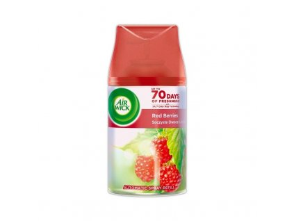 airwick wklad zapas owoce lesne red berries 250ml