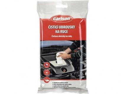 Carlson čistiace obrúsky na ruky 26 ks
