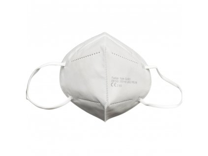 Respirátor maska FFP2 KN95 1ks 2