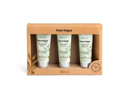 IDCInstitute Pure Vegan darčekový set