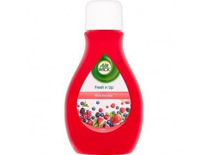 Air Wick 2in1 Fresh n Up Wild Berries osviežovač vzduchu 375ml