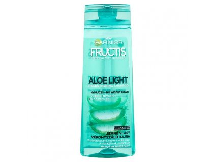 Garnier Fructis Aloe Light šampón 400 ml 2