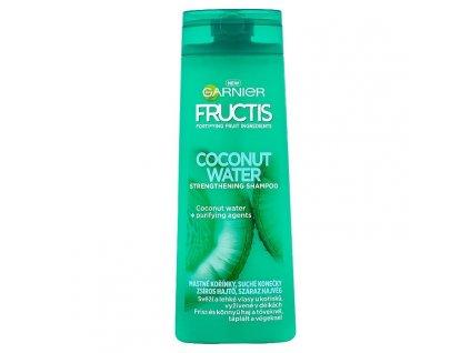 Garnier Fructis Coconut Water šampón 400 ml 2