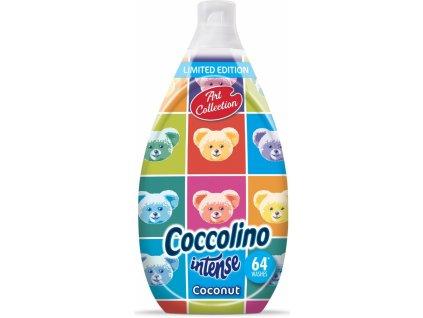 Coccolino Intense Coconut ultrakoncentrát aviváž 64 praní 960ml