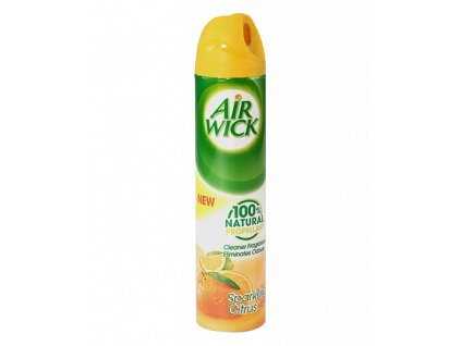air wick aerosol sparkling citrus 240 ml 075900 3