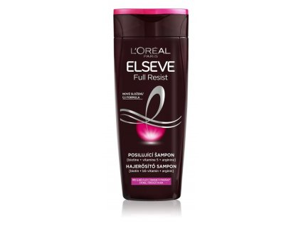 loreal paris elseve full resist posilnujuci sampon 22