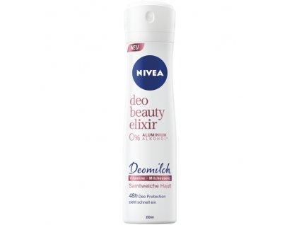 Nivea Beauty Elixir 0% Aluminium deosprej 150ml