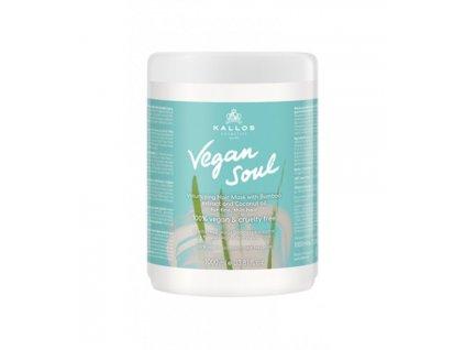kallos vegan soul maska na vlasy 1000mlz 1