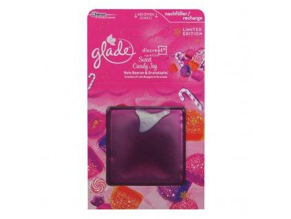 Glade Sweet Candy náplň 8 g