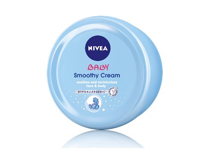 Nivea Baby Soft Cream 200ml