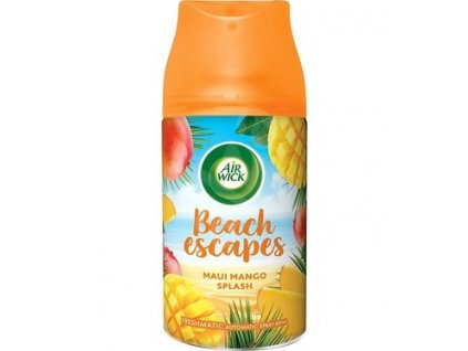 air wick freshmatic beach escapes napln do osviezovaca vzduchu maui mango 250ml 1