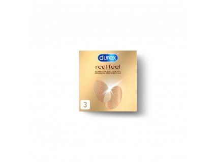 durex real feel 3pcs front