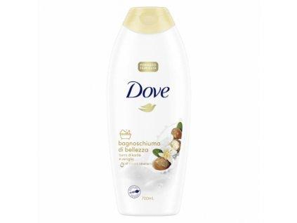 Dove Shea Butter & Vanilla pena do kúpeľa  700ml