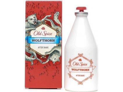 Old Spice Wolfthorn voda po holení 100ml