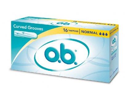 OB ProComfort Normal tampon 16ks