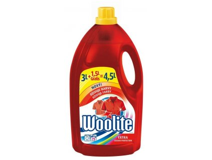 WOOLITE Color With Keratin 4,5l 75PD