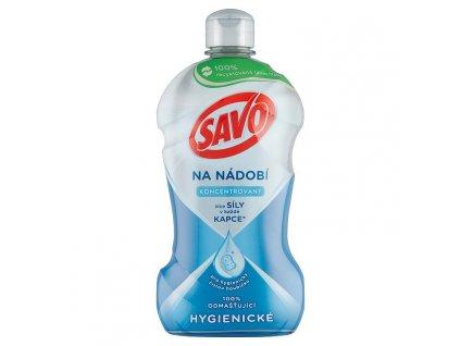 Savo Hygienický Prípravok na umývanie riadu 450ml
