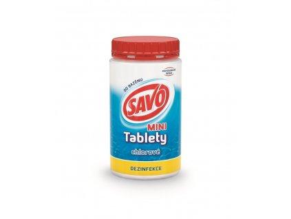 Savo bazén chlórové mini tablety 900g : 45x20g