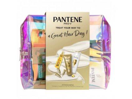 Pantene Darčeková sada starostlivosť o vlasy PRO V Intensive Repair v kozmetickej taštičke