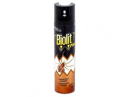 Biolit Plus Ochrana proti pavúkom 400 ml