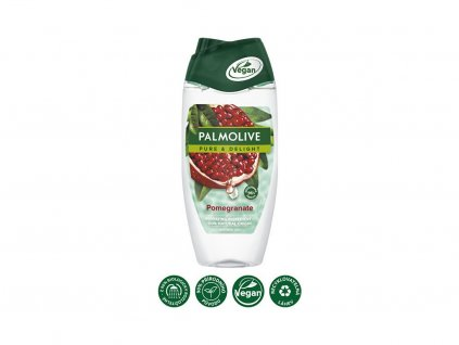 287207 1 287207 palmolive sprchovy gel pure delight pomegranate shower gel 250 ml