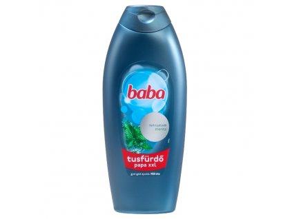 Baba sprchový gél mäta 750ml