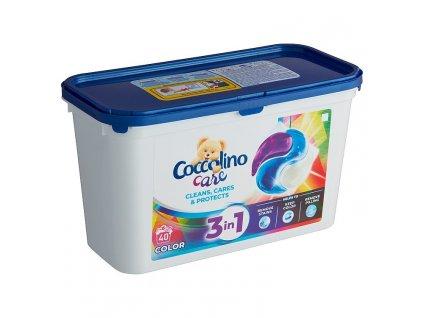 Coccolino Care color kapsule 40 PD