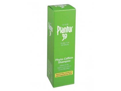 PLANTUR 39 fyto-kofeínový šampón pre farbené a poškodené vlasy 250ml