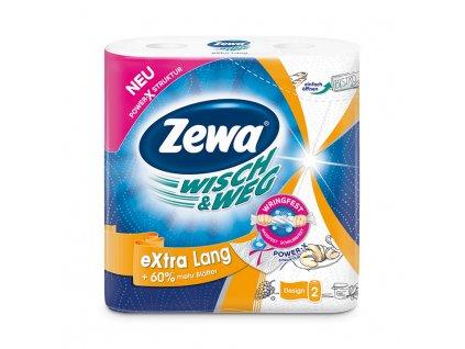 Zewa Wisch&Weg Original kuchynské utierky 2ks