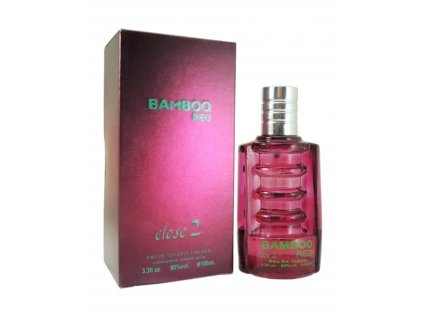 close 2 parfums bambo red edt 100 ml