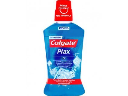 colgate plax ice splash plyn do plukania jamy ustnej 500 ml