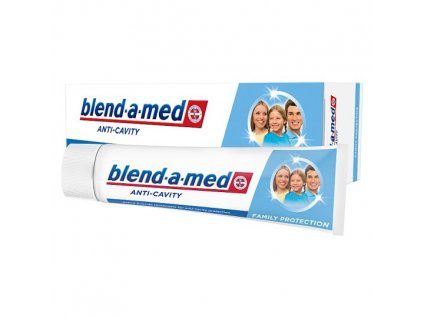 toothpaste blend a med ac family protect 100 ml
